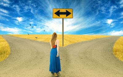 Soltar para avanzar en la vida